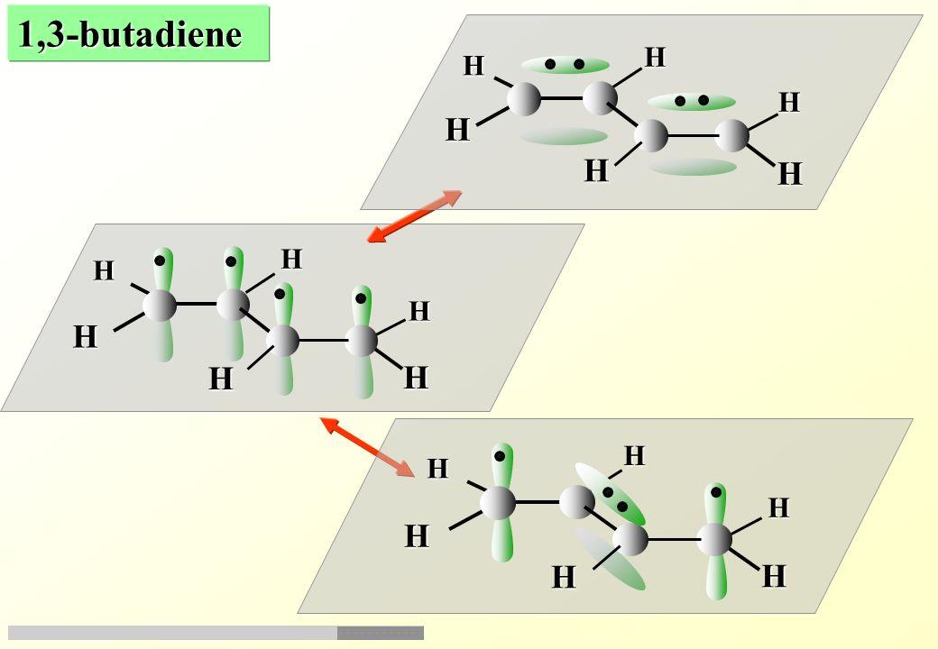 1,3-butadiene H H H