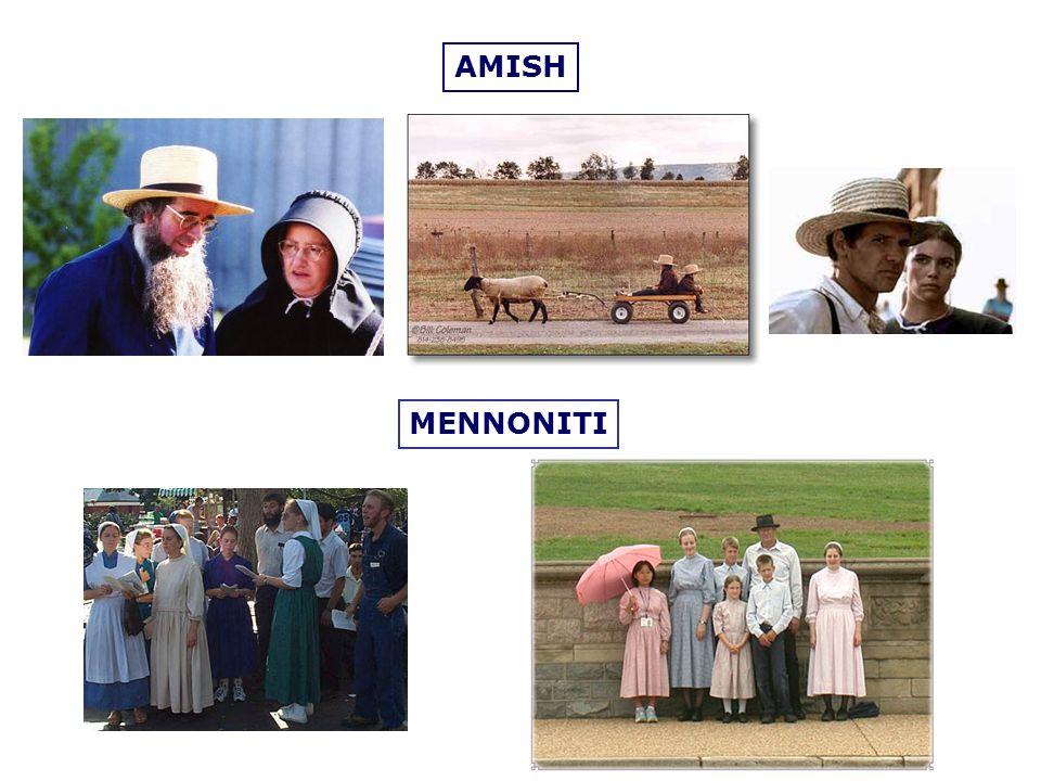 AMISH MENNONITI