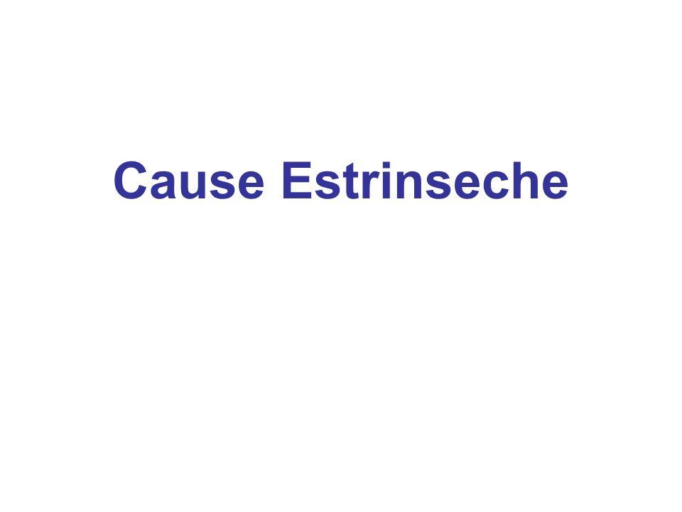 Cause Estrinseche