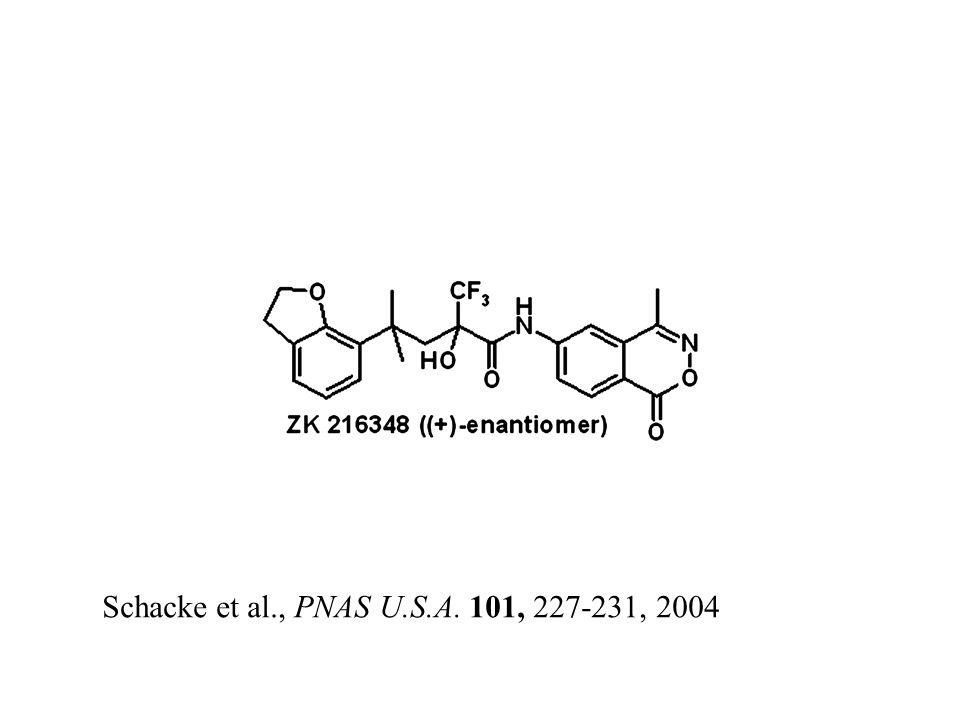 Schacke et al., PNAS U.S.A. 101, 227-231, 2004