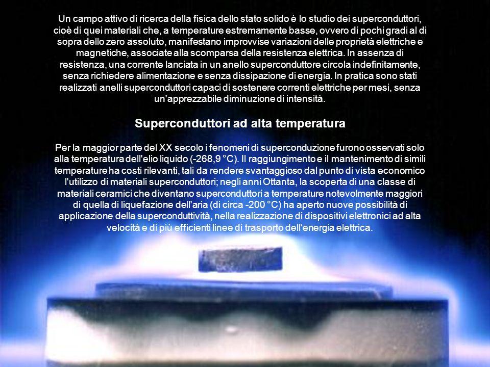 Superconduttori ad alta temperatura