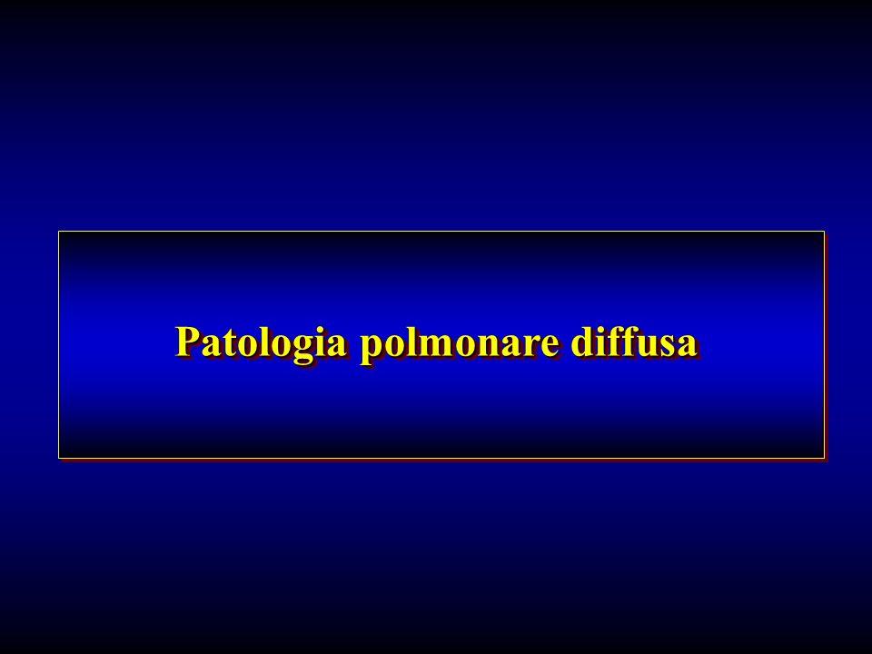 Patologia polmonare diffusa