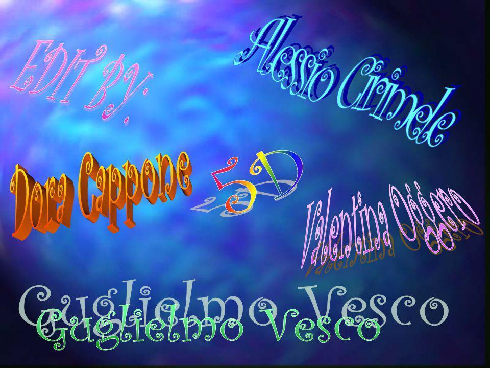 Valentina Oggero EDIT BY: Alessio Cirimele Dora Cappone 5D