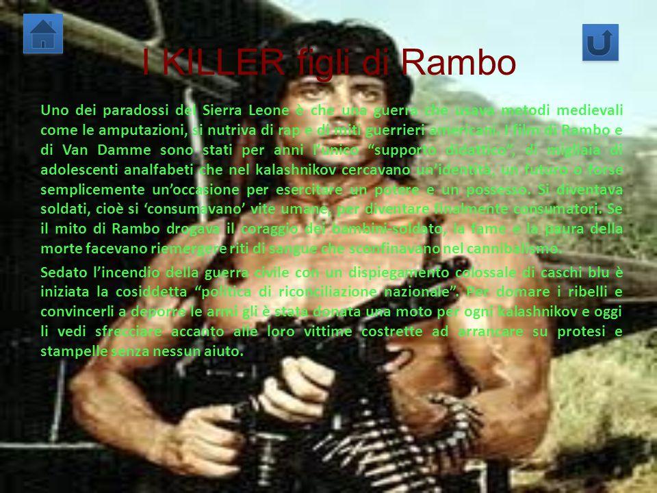 I KILLER figli di Rambo