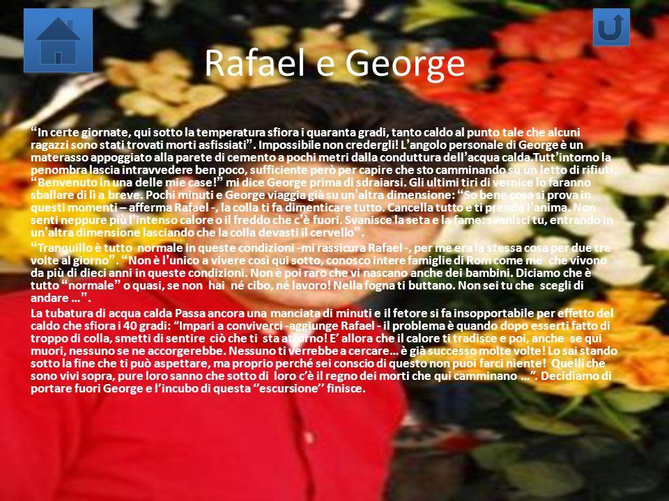 Rafael e George