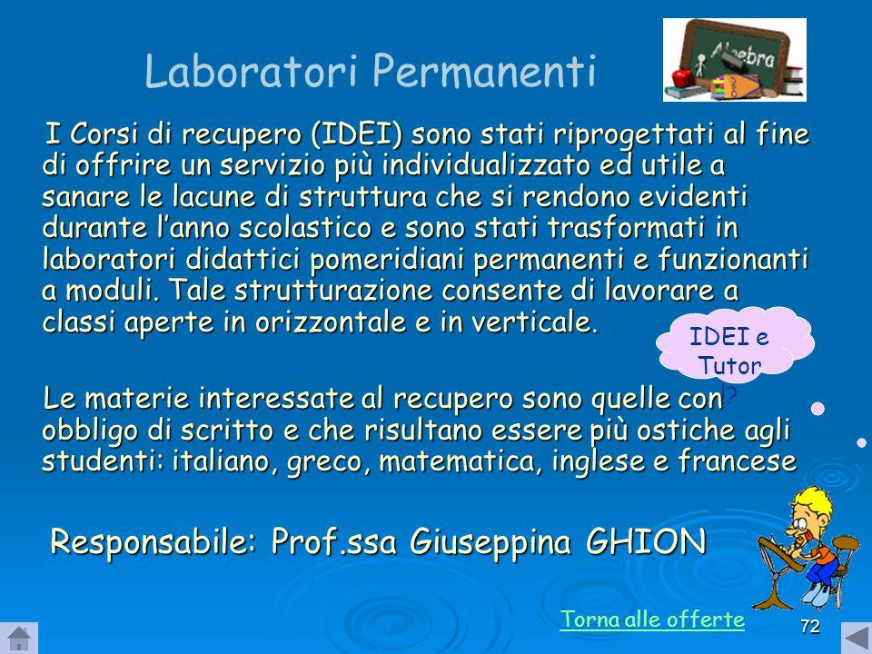 Laboratori Permanenti