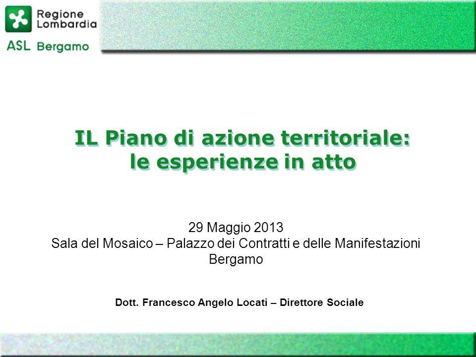 Dott. Francesco Angelo Locati – Direttore Sociale