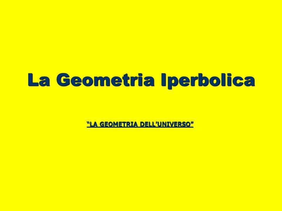 La Geometria Iperbolica