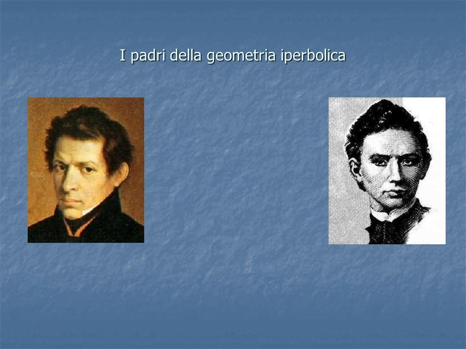 I padri della geometria iperbolica