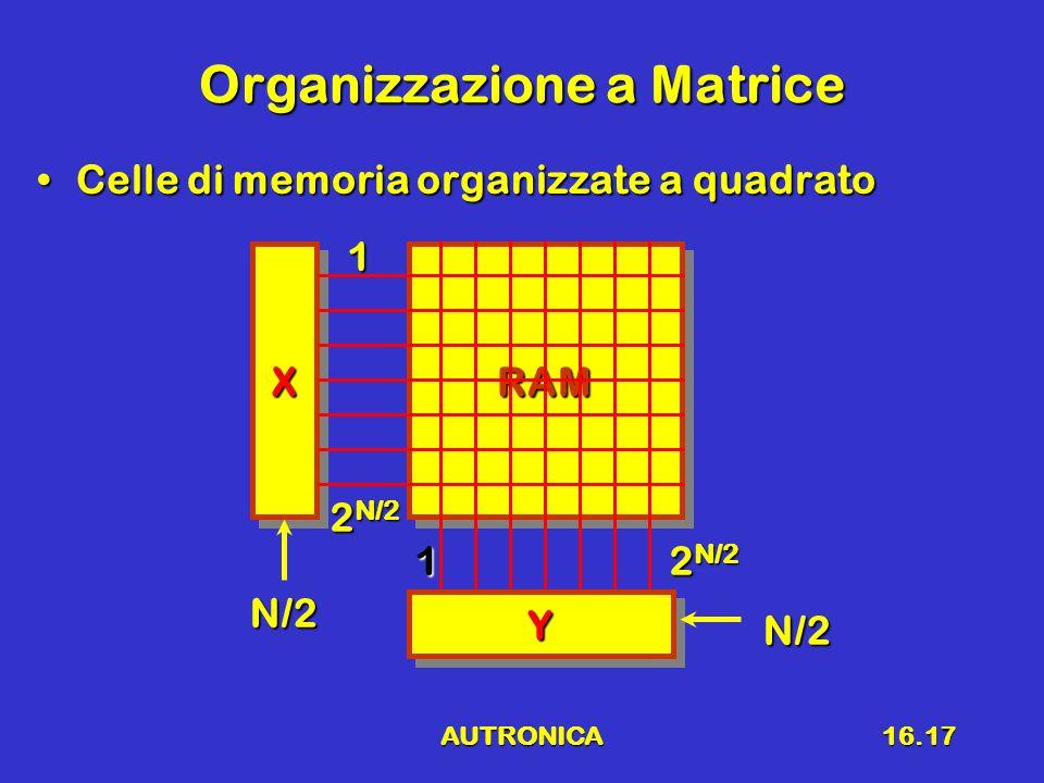 Organizzazione a Matrice