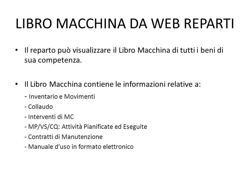 LIBRO MACCHINA DA WEB REPARTI