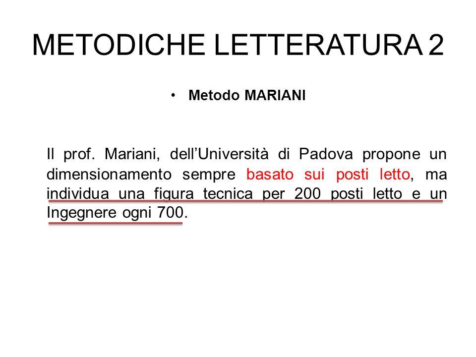 METODICHE LETTERATURA 2