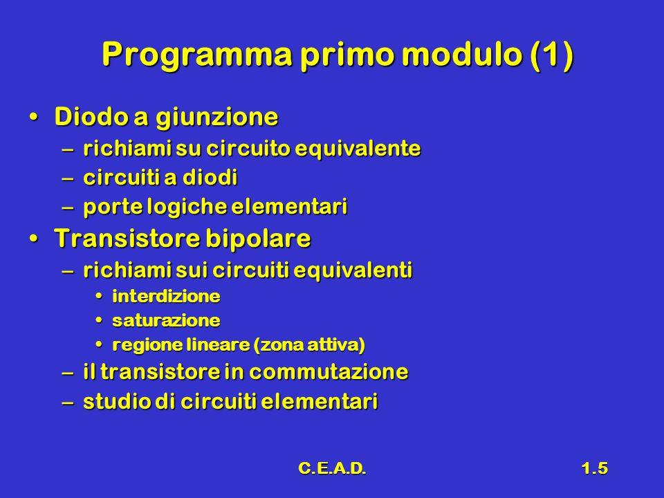 Programma primo modulo (1)