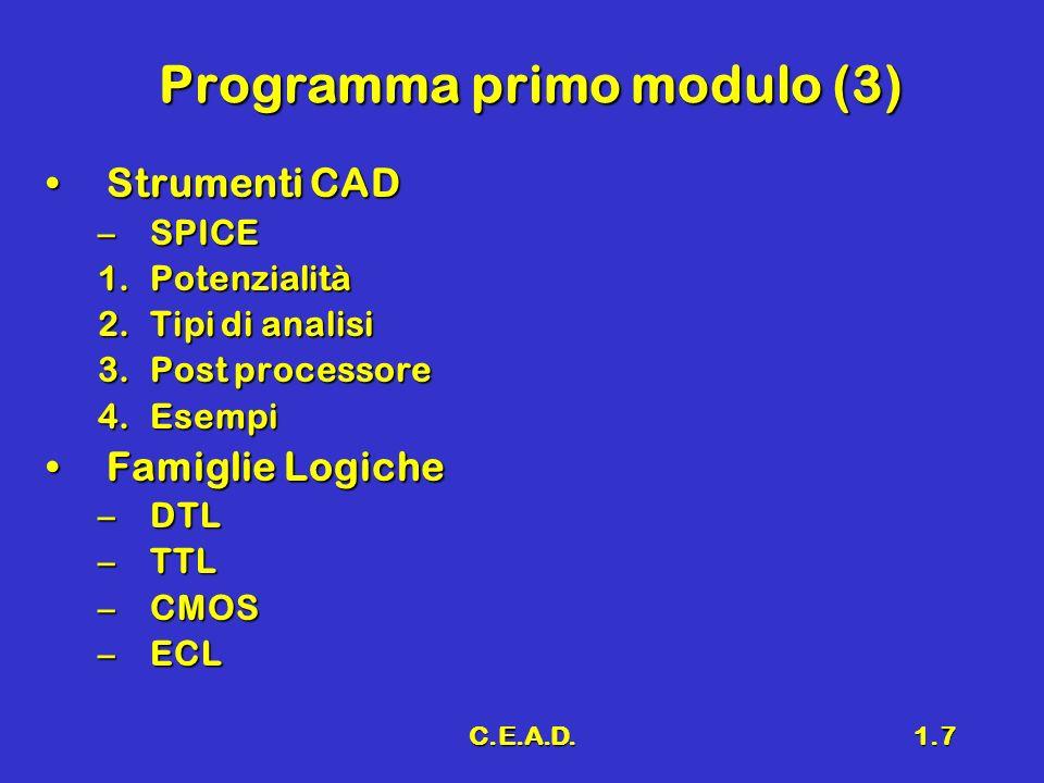 Programma primo modulo (3)
