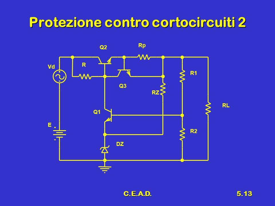 Protezione contro cortocircuiti 2