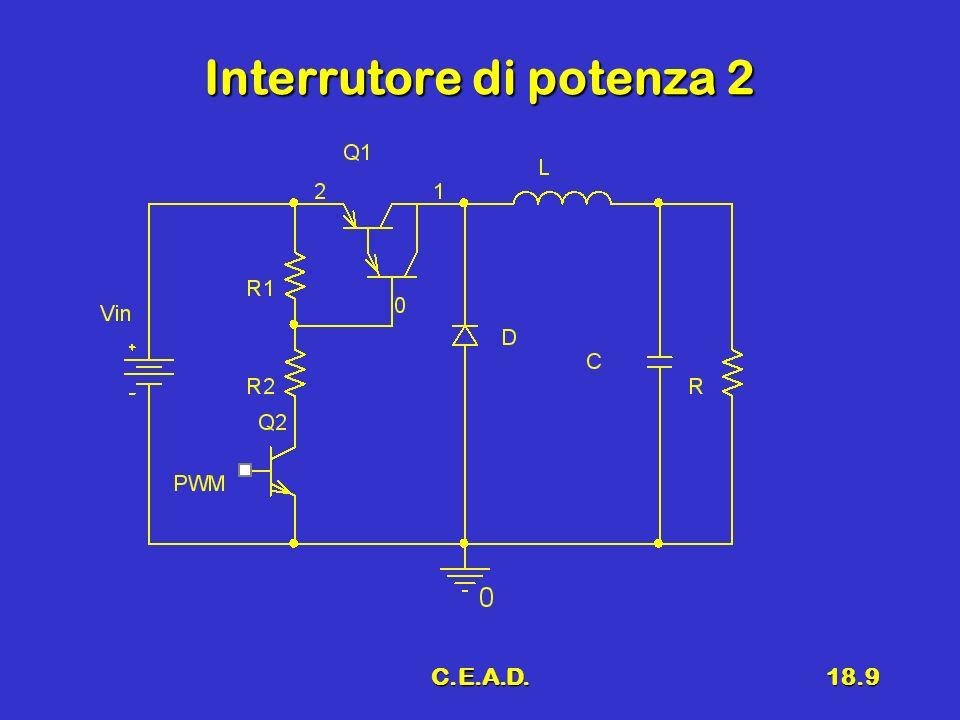 Interrutore di potenza 2