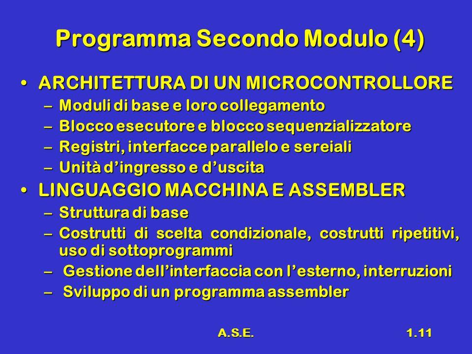 Programma Secondo Modulo (4)