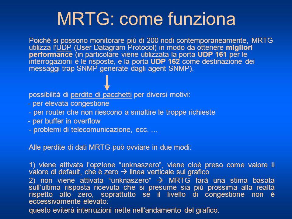MRTG: come funziona