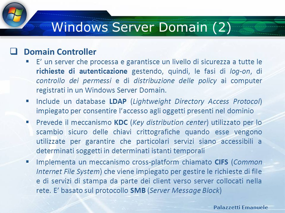 Windows Server Domain (2)