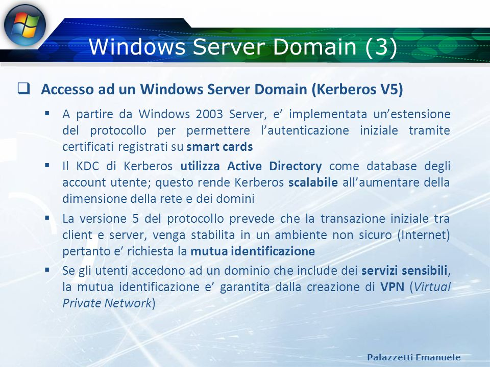 Windows Server Domain (3)