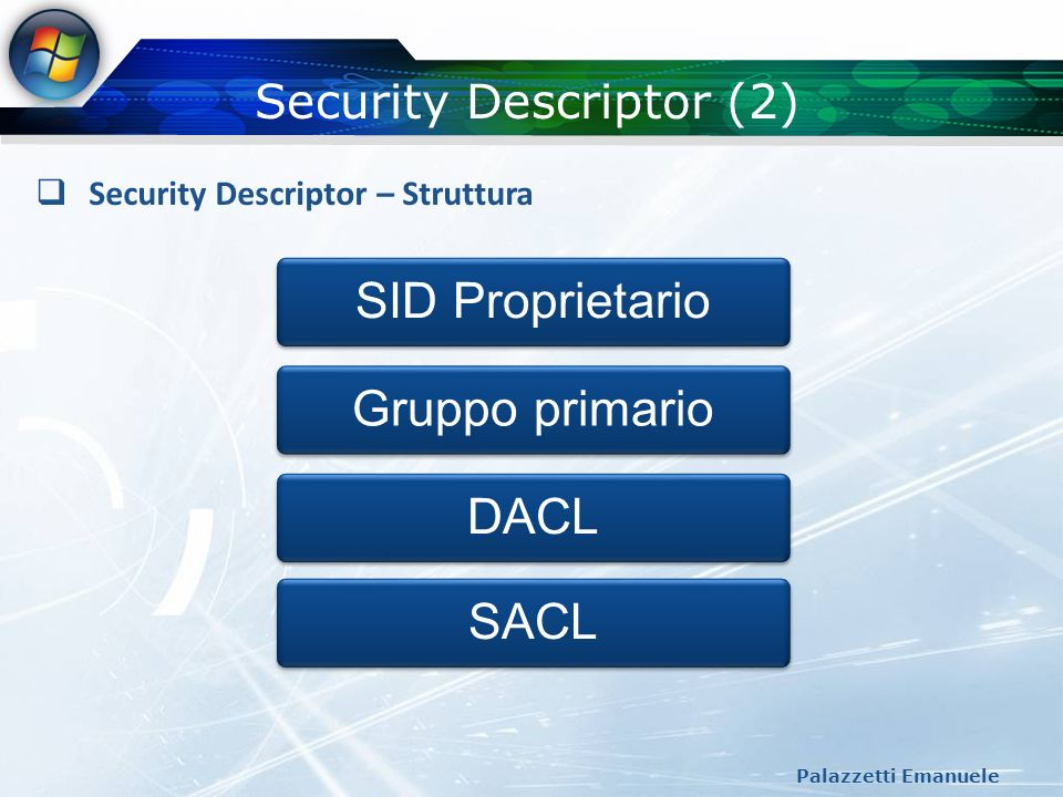 Security Descriptor (2)