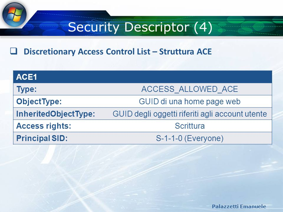 Security Descriptor (4)