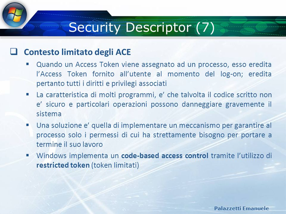 Security Descriptor (7)