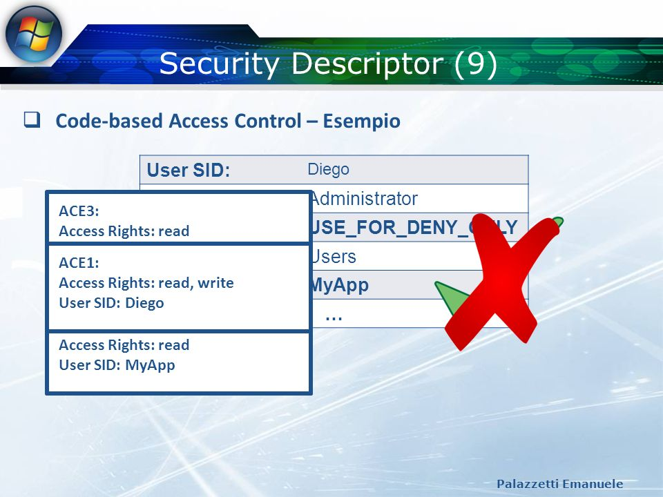 Security Descriptor (9)