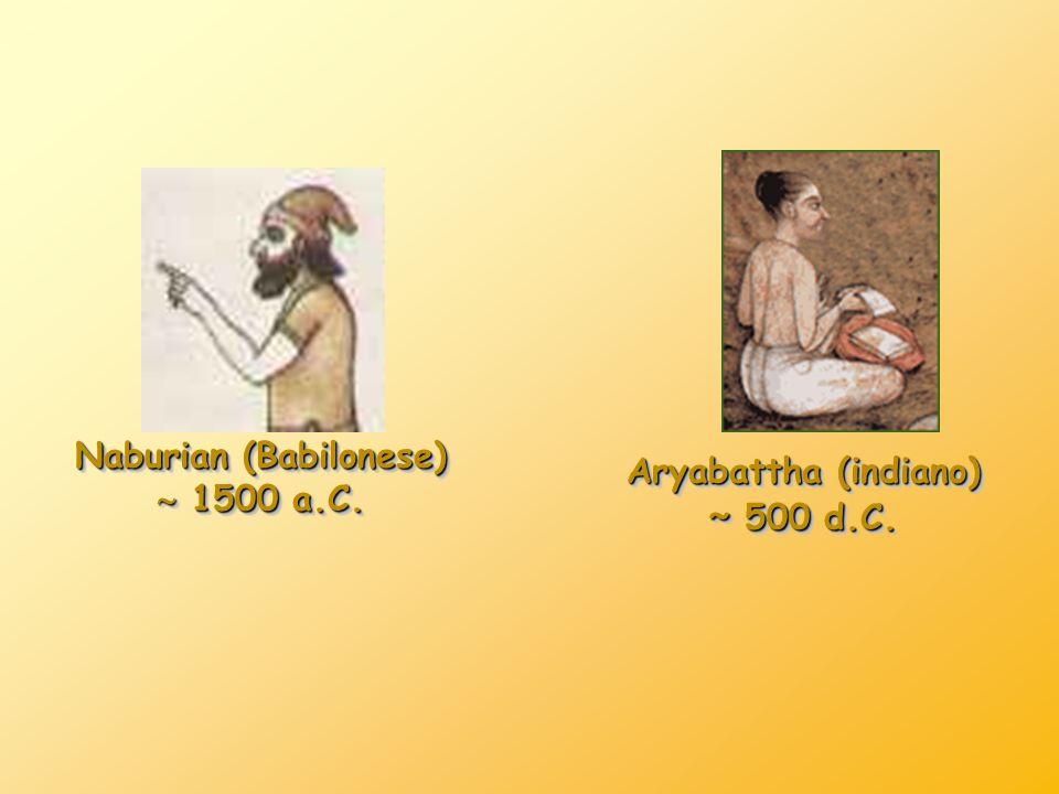Naburian (Babilonese)