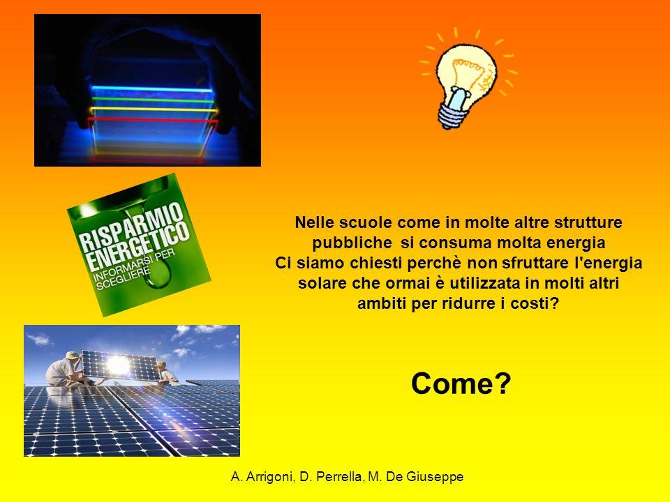 Nelle scuole come in molte altre strutture pubbliche si consuma molta energia