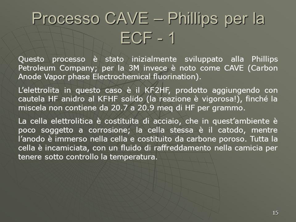 Processo CAVE – Phillips per la ECF - 1