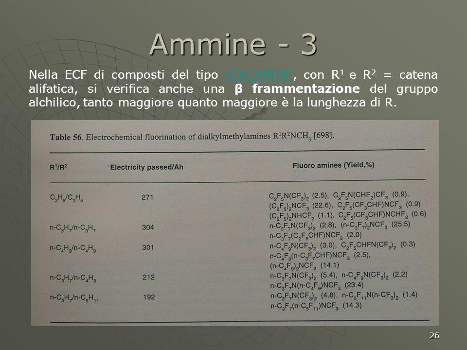 Ammine - 3
