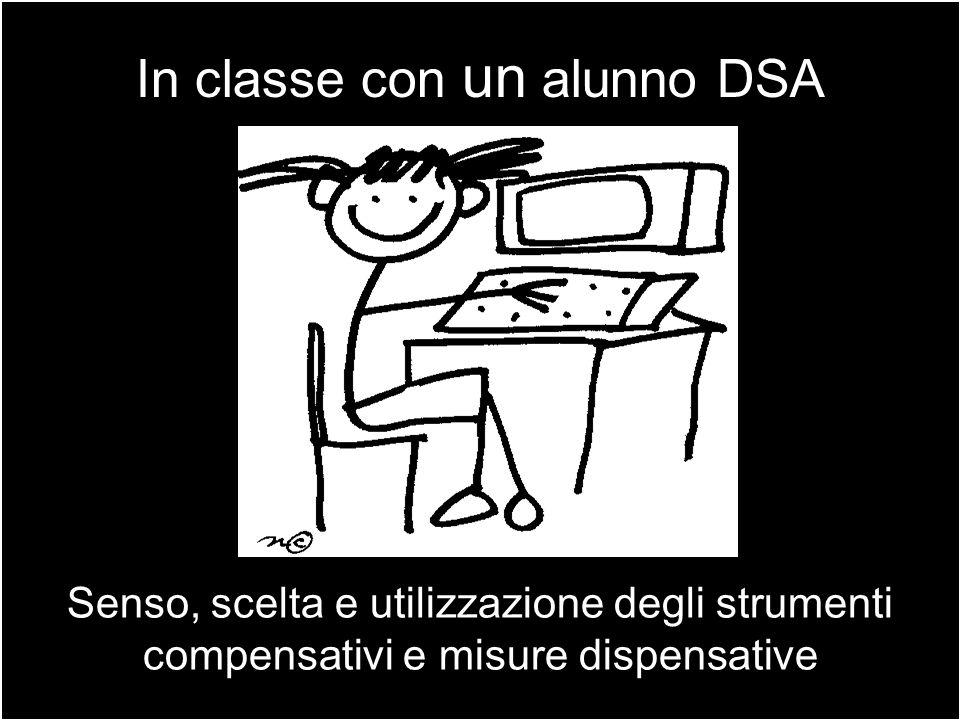 In classe con un alunno DSA