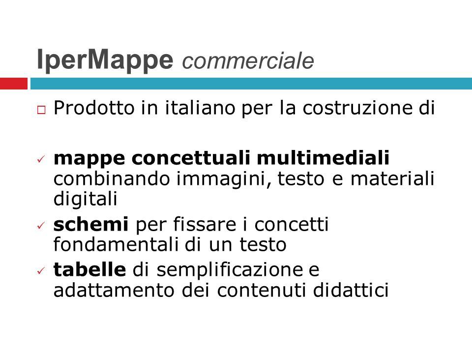 IperMappe commerciale