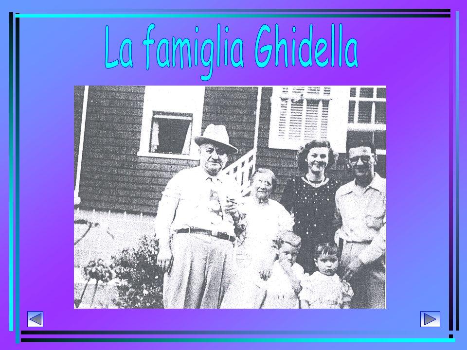 La famiglia Ghidella