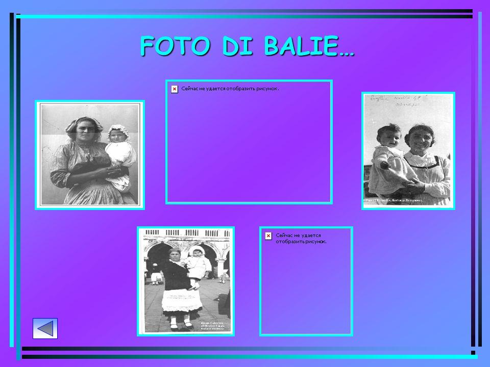 FOTO DI BALIE…