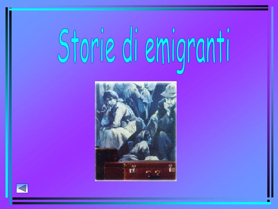 Storie di emigranti