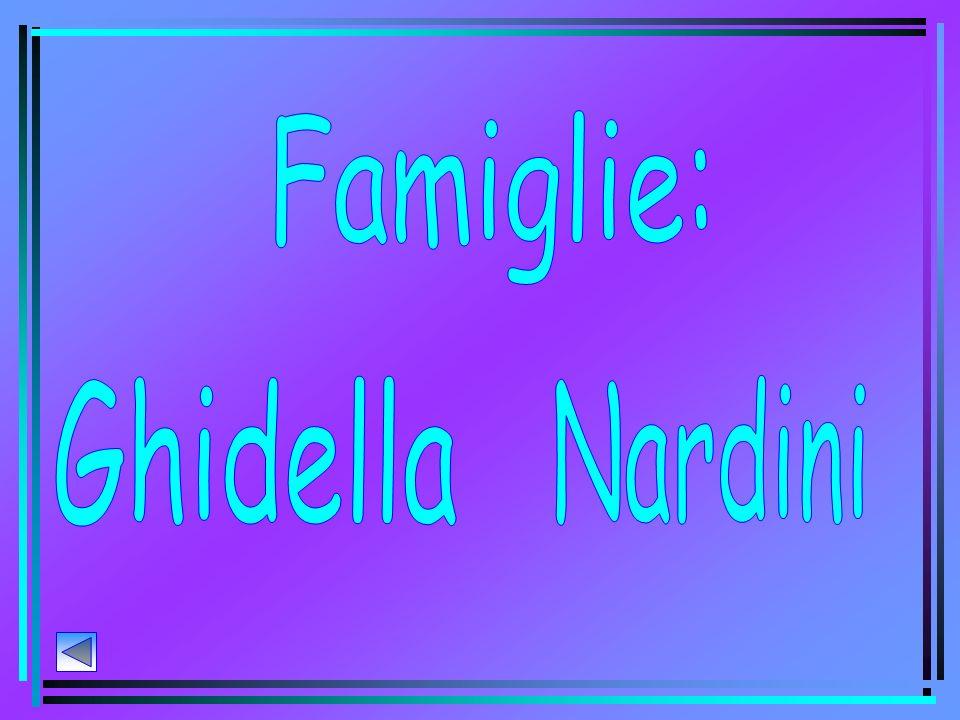 Famiglie: Ghidella Nardini