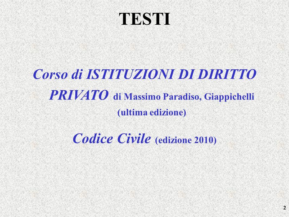 Codice Civile (edizione 2010)