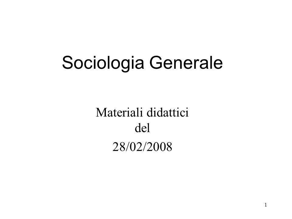 Materiali didattici del 28/02/2008
