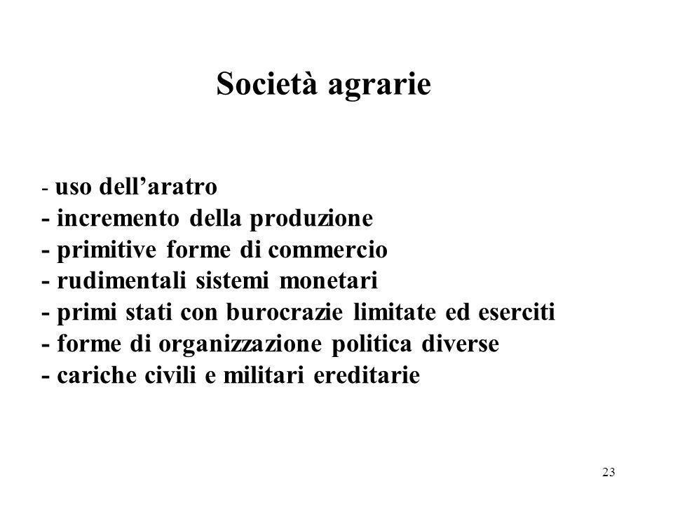 Società agrarie