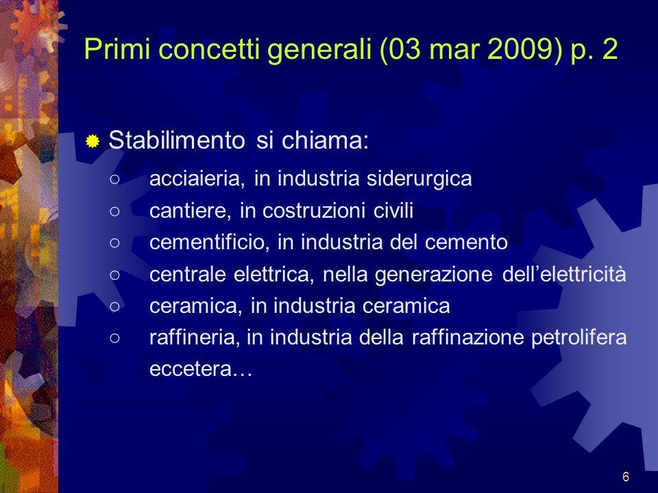 Primi concetti generali (03 mar 2009) p. 2