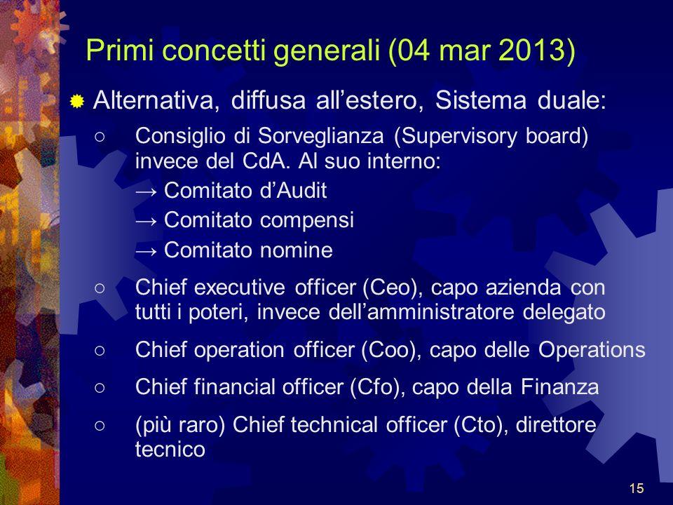 Primi concetti generali (04 mar 2013)
