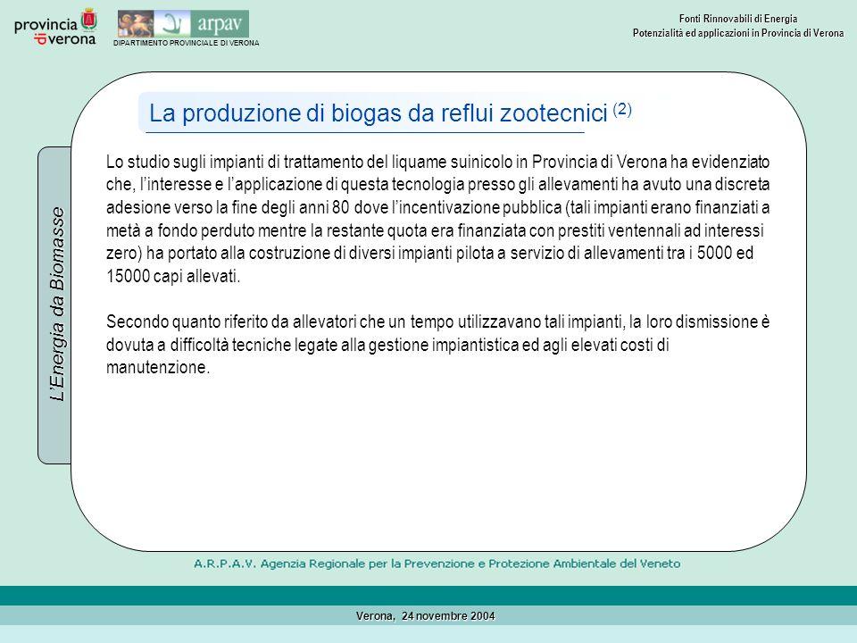 La produzione di biogas da reflui zootecnici (2)