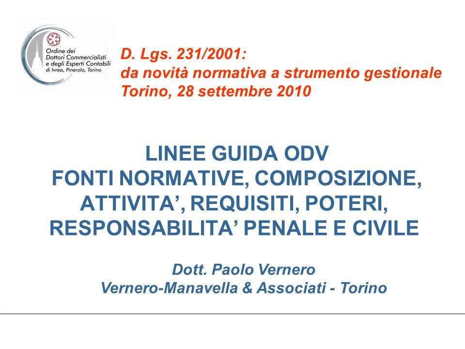 Vernero-Manavella & Associati - Torino