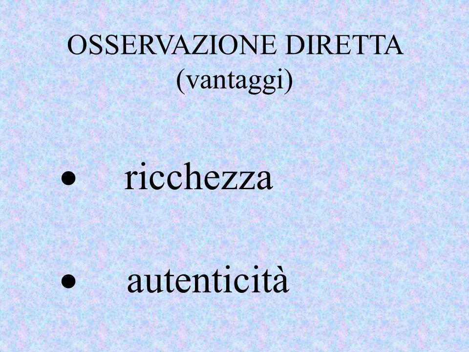 Classificazione nei tre campi
