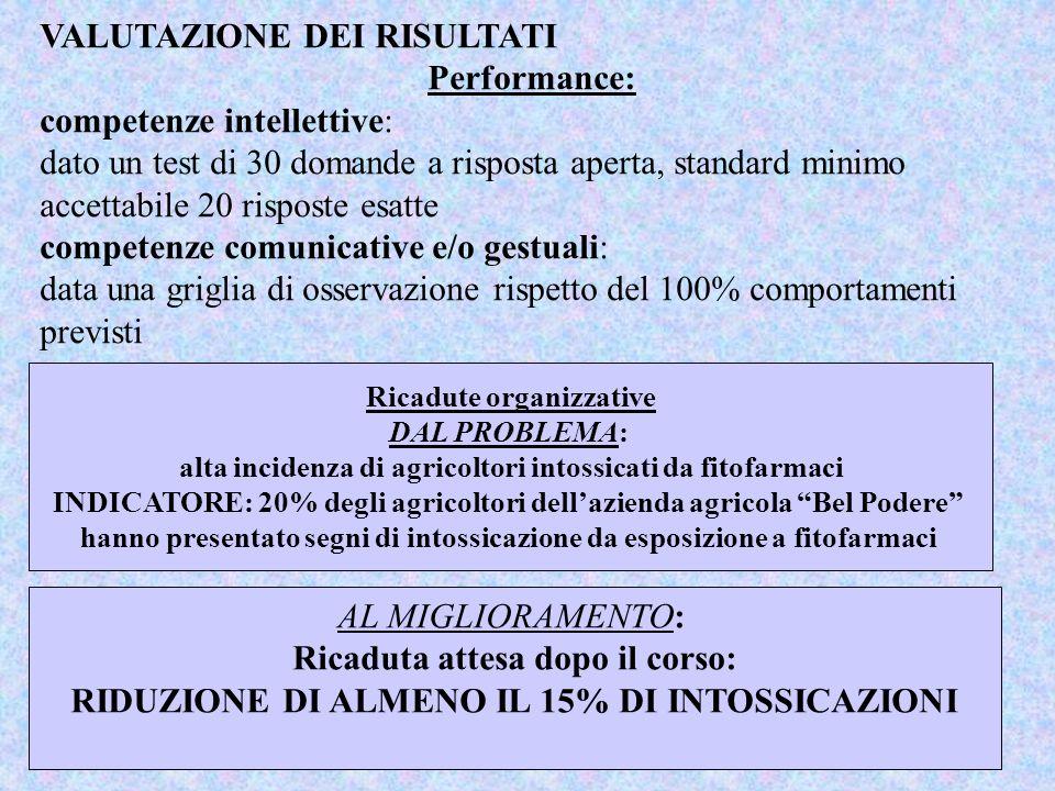 2.4 DEFINIZIONE RISORSE E COSTI