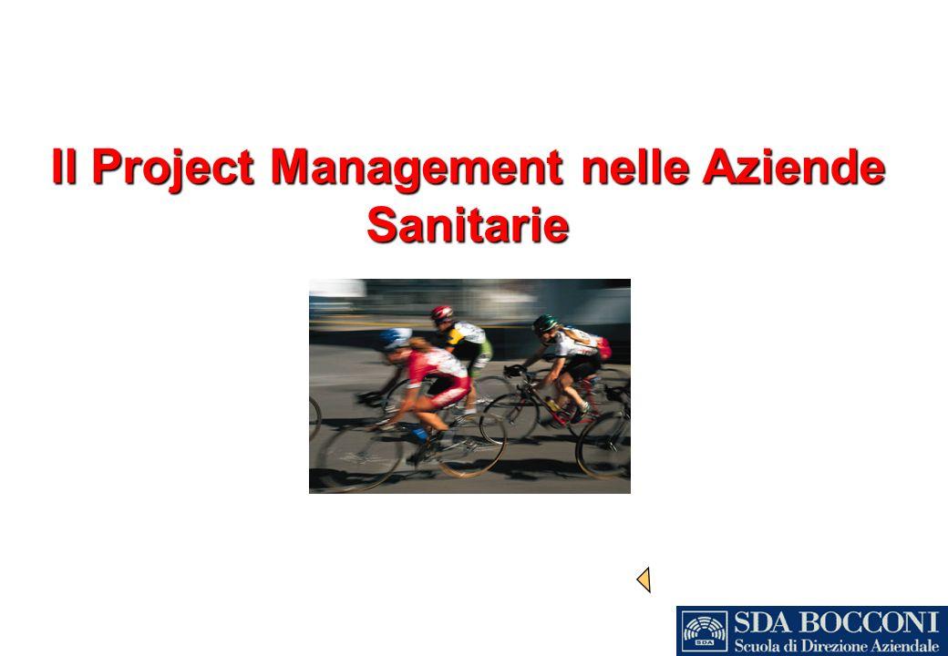 Il Project Management nelle Aziende Sanitarie