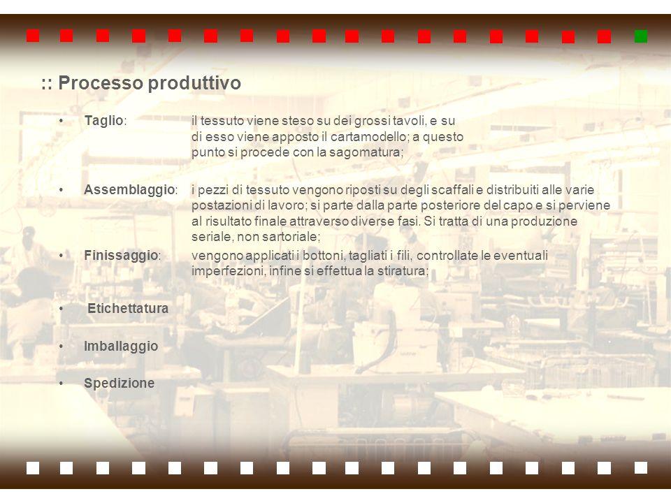 :: Processo produttivo