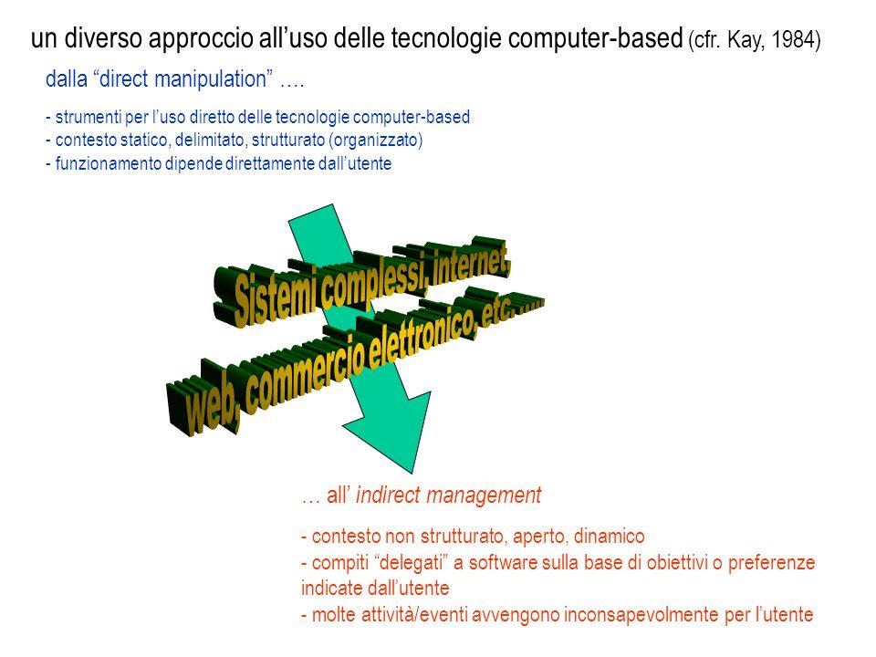 un diverso approccio all'uso delle tecnologie computer-based (cfr